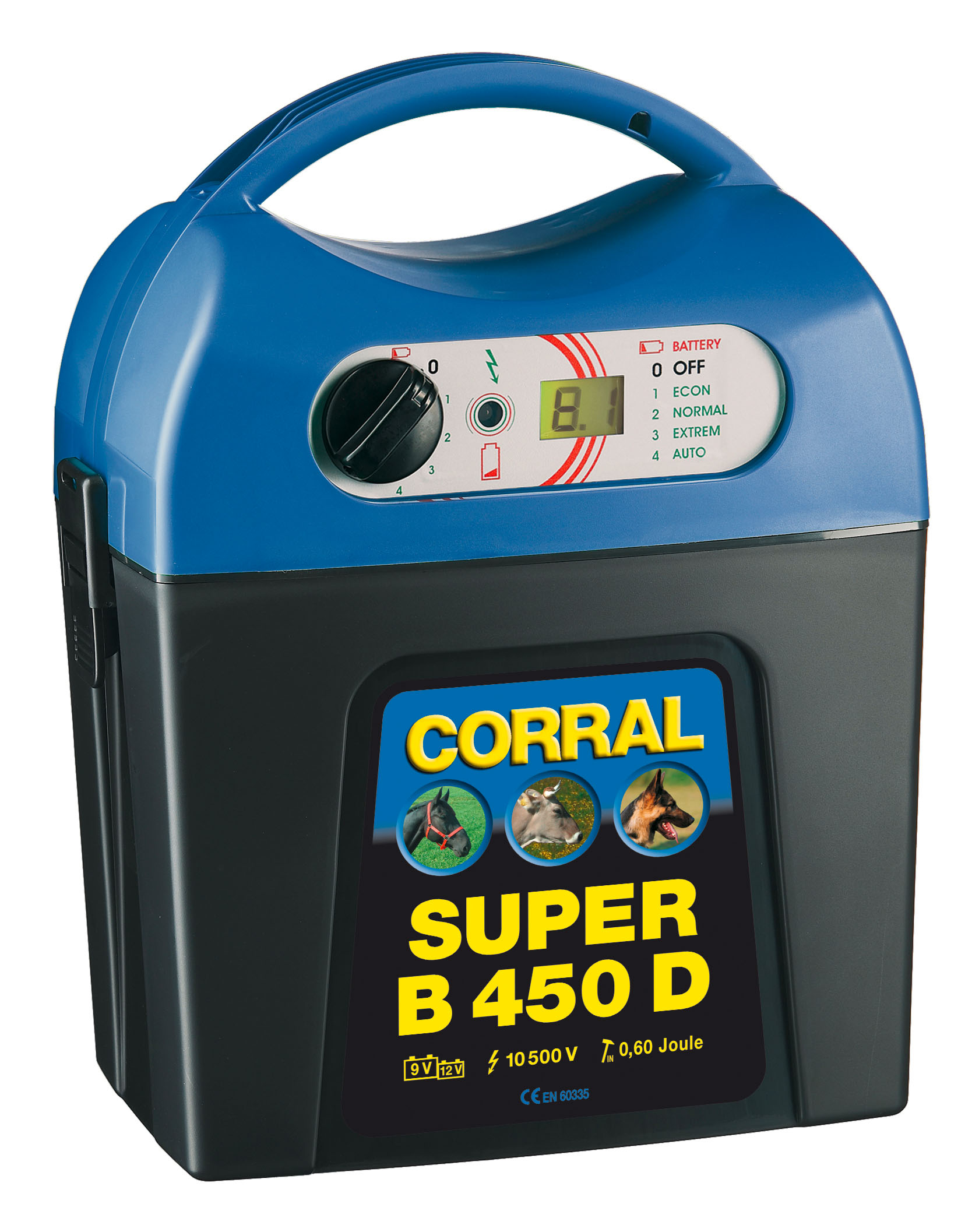 Corral Super B 450 D Batteriegerät